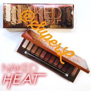 🔥🔥 Urban Decay Naked Heat Eyeshadow Palette 🔥🔥